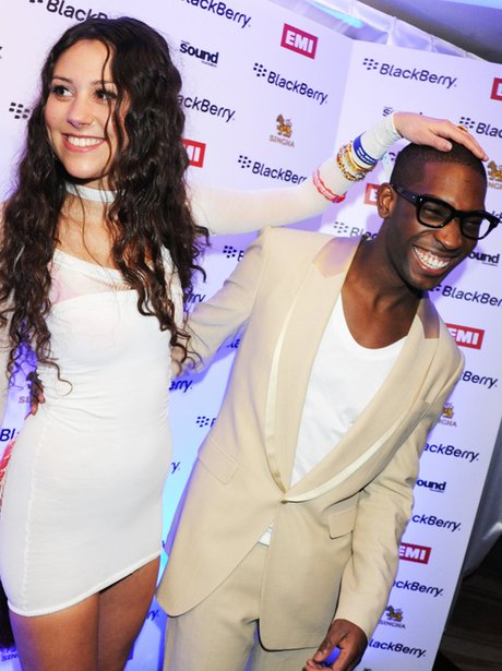 Eliza Doolittle and Tinie Tempah