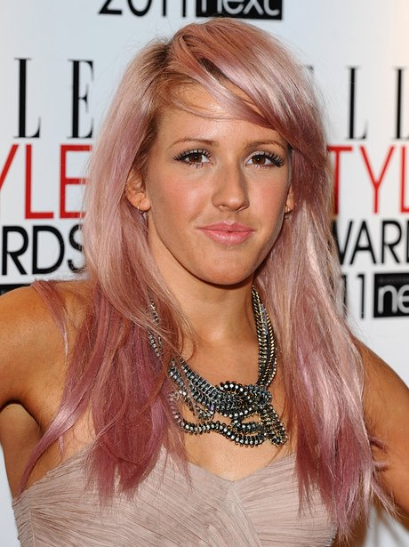ELLE Style Awards Ellie Goulding fake tan