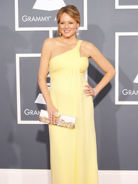 Jewel at the Grammy Awards