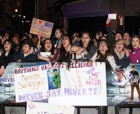 Justin Bieber fans