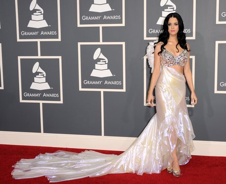 Katy Perry at the Grammy Awards 2011