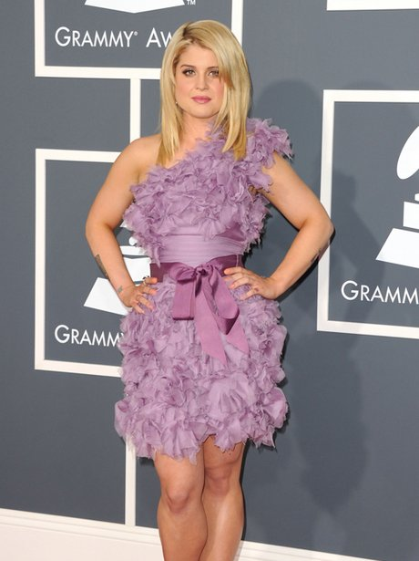 Kelly Osbourne at the Grammy Awards
