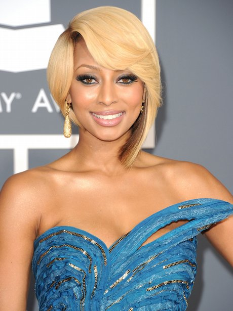keri hilson at the Grammy Awards