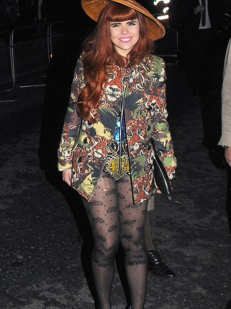 Paloma Faith attends the BRITS aftershow party