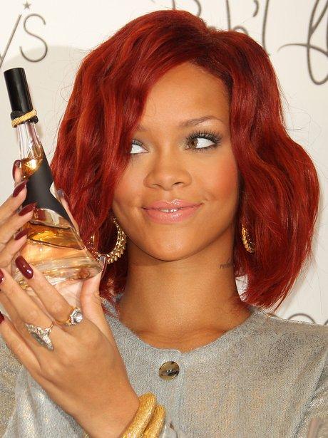 Rihanna's perfume launch