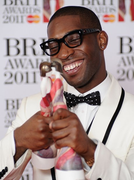 Tinie Tempah at the BRIT Awards