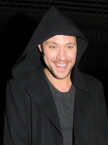 WIll Young attends the BRITS aftershow party