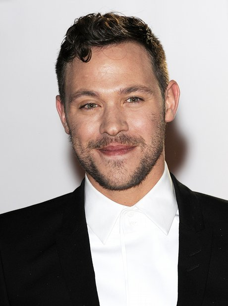 Will Young arriving for the 2011 Brit Awards