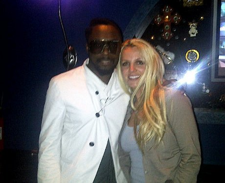 Will.I.AM with Britney Spears