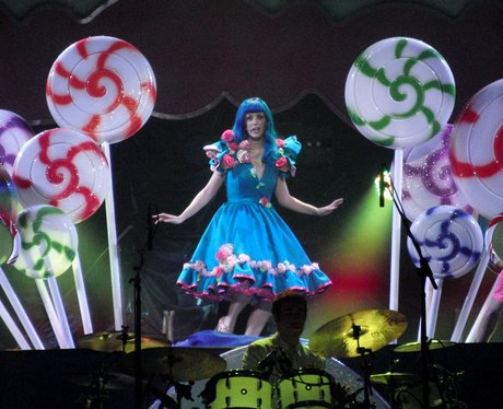 Katy Perry live in Lisbon
