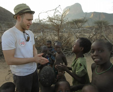 olly murs comic relief