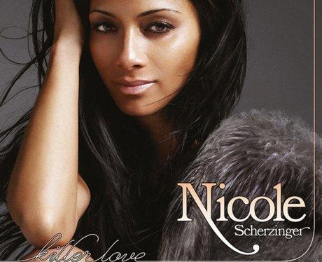 Nicole Scherzinger new album cover