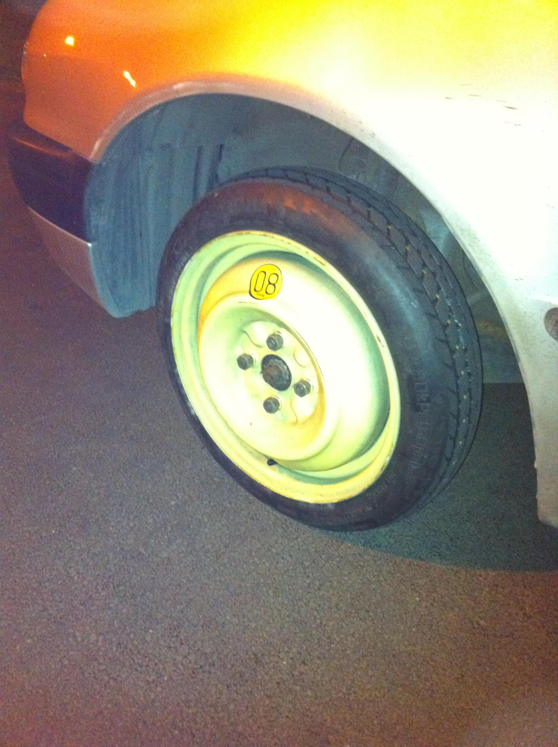 Rach tyre