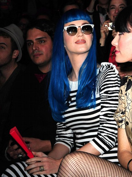 katy perry paris fashion week