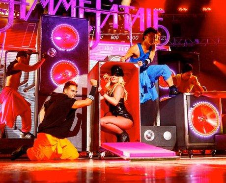 Britney Spears secret gig!