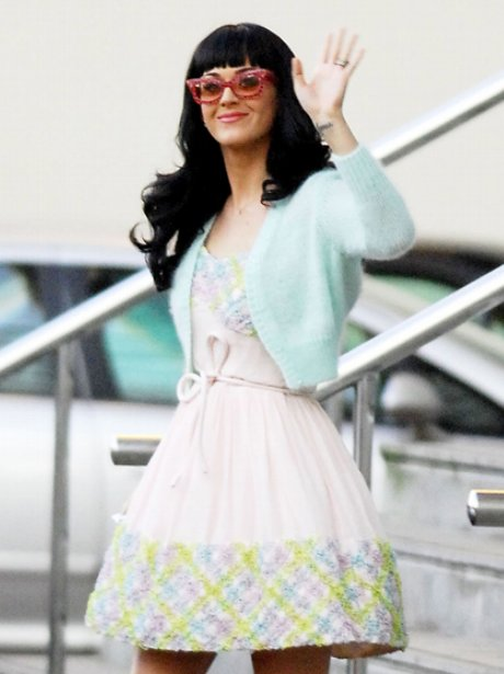 katy perry in the uk