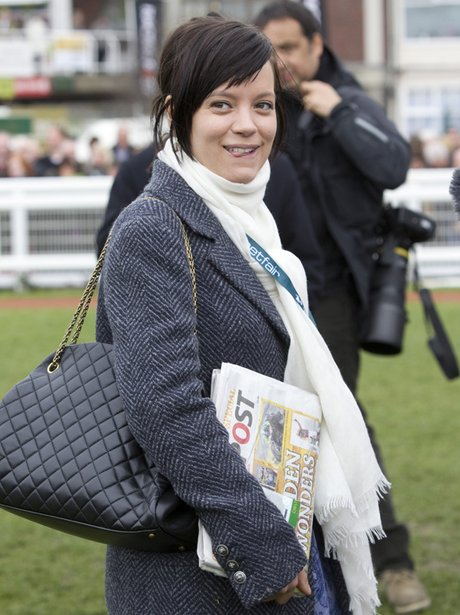 Lily Allen Photos of the week