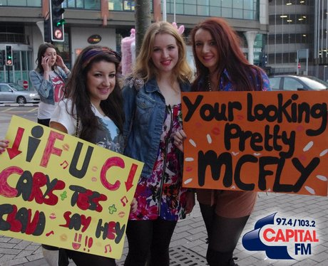 Mcfly fans