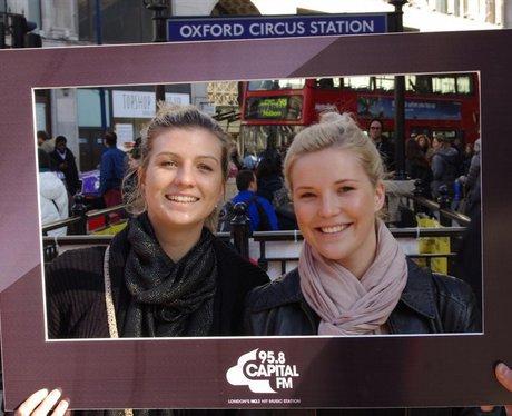 Oxford Circus and Plaza