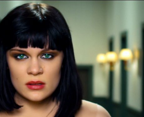 Jessie J in the 'Nobody's Perfect' video