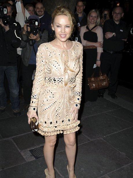 Kylie in london