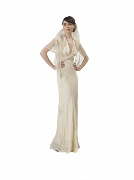 Libelula wedding dress