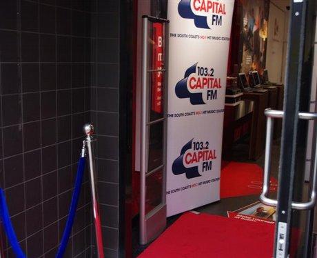 street stars at virgin media store week 1