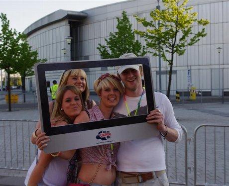 David Guetta Braehead Arena