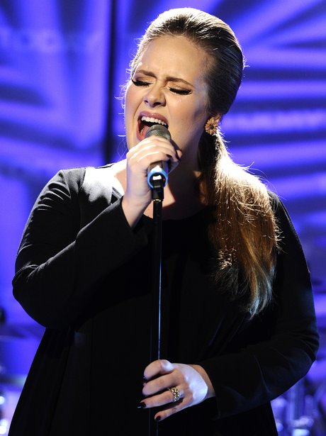 Adele performs songs from her album '21'.