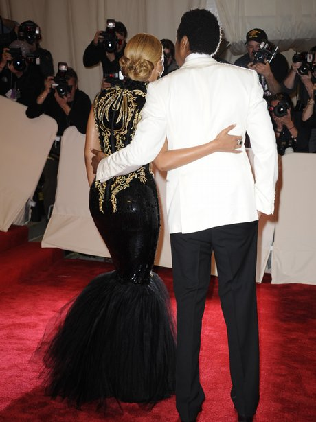 Beyonce and Jay Z Metropolitan Museum Costume Inst