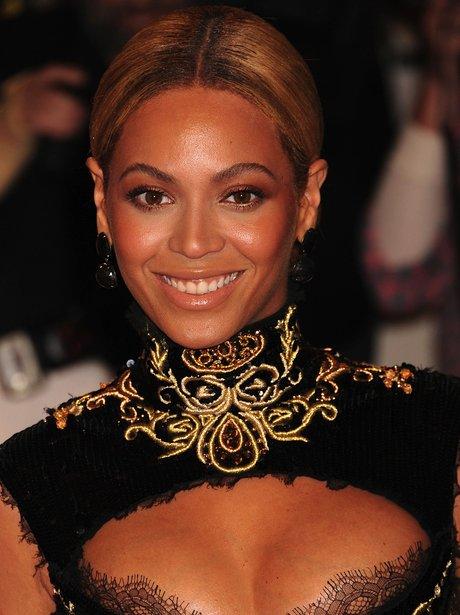 Beyonce at Metropolitan Museum Costume Institute