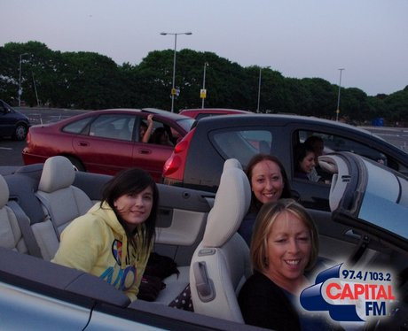 Capital FM's Drive In Movie Weekend