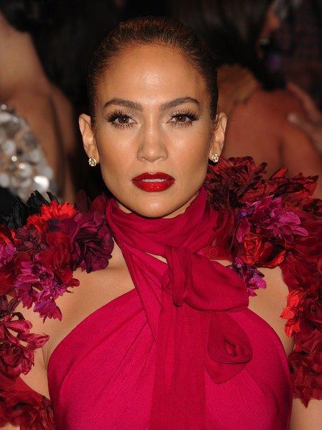 Jennifer Lopez at the Metropolitan Museum Costume Institute