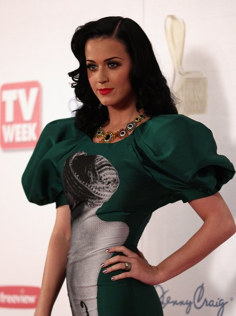 Katy Perry 'Down Under'