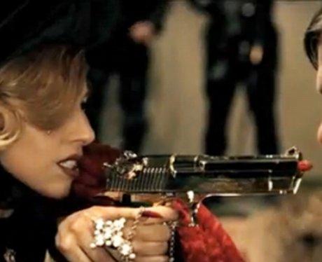 Lady Gaga - Judas stills