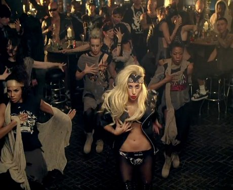 Lady Gaga's Judas in 10 Pics
