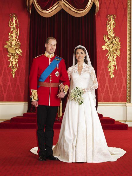 Royal Wedding - Official Portraits