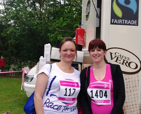 Race For Life - Darley Park 7th May