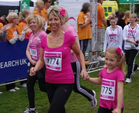 Race For Life - Darley Park 8th May