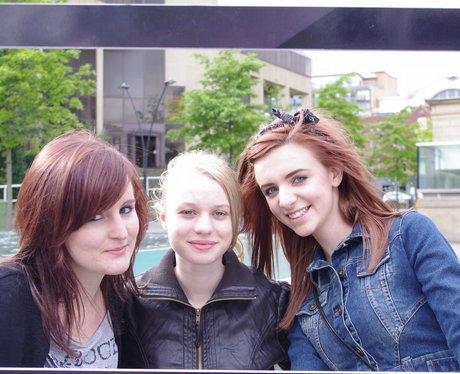 Sheffield City Centre 13th May
