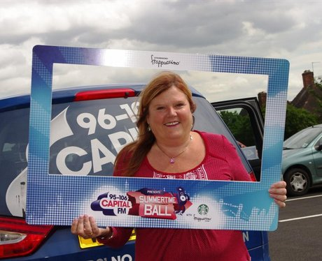 Capital FM Road Trip