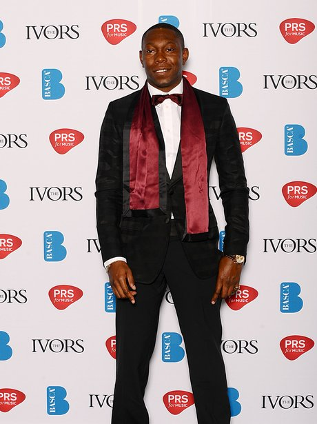 Ivor Novello awards Dizzee Rascal