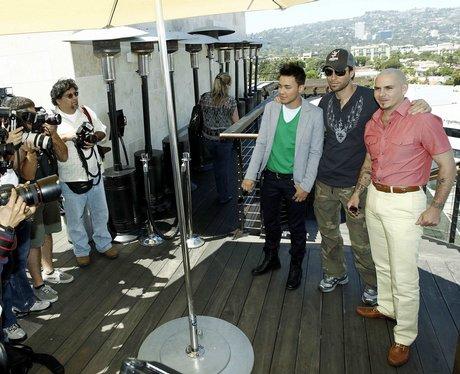 Enrique Iglesias announces tour