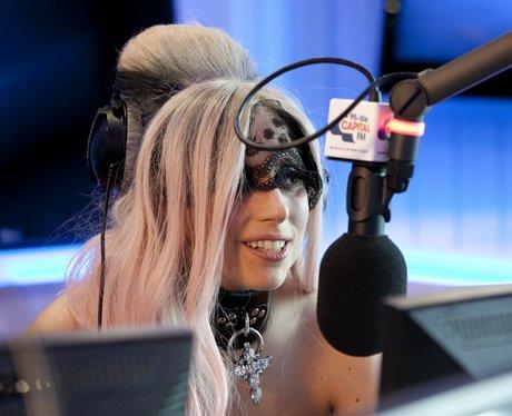 Lady Gaga at Global