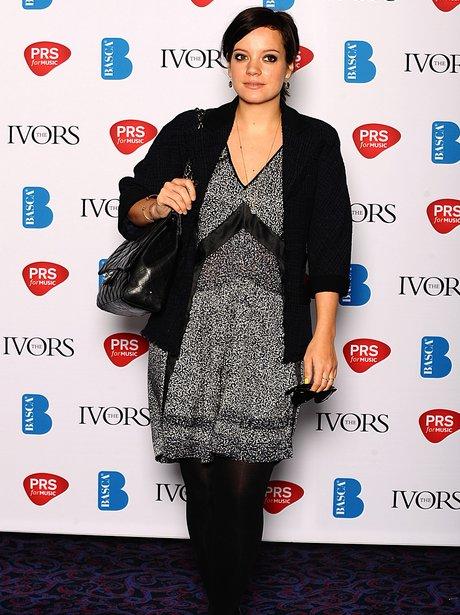 Ivor Novello awards Lily Allen