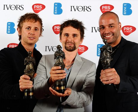 Ivor Novello awards muse