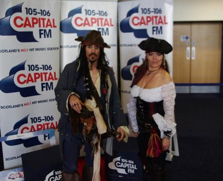 The Capital FM Street Stars have been out snapping