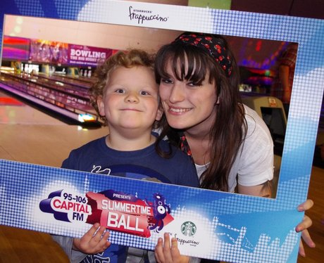 The Street Stars visited Bowlplex in Cwmbran and N