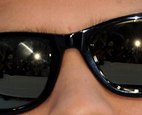 Who's behind the shades?