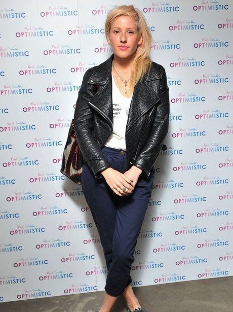 Ellie Goulding red carpet